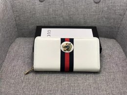 Опт 2019 573791 Rajah Collection Full Zip Wallet Кошелек-цепочка Кошельки Сумки через плечо Поясные сумки Мини-сумки Клатчи Экзотика 19x10.5x2см