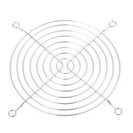 "$enCountryForm.capitalKeyWord Australia - HOT- 3Pcs 120mm 4.7"" Metal Fan Guard Protective Grill for PC Ventilator"