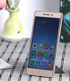 16gb 2gb phone octa core 2019 - Wholesale Original Xiaomi Redmi 3S Pro 4g lte 4100mAh Fingerprint ID Snapdragon 430 Octa Core Phone 5inch 2GB 3GB RAM 16