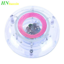 Chinese  HaoXin Colorful Bath LED Light Toys Floating Underwater LED Disco Party Light Glow Show Swimming Pool Pond Hot Tub Spa Bath Lamp Lights manufacturers