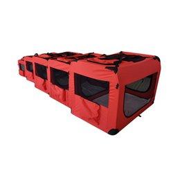 Оптовая дешевые сварные сетки большая собака клетка лучшие продажи хорошее производство складной собака палатка для продажи, перевозчик собака клетка