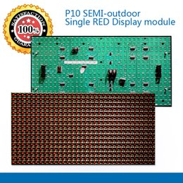 $enCountryForm.capitalKeyWord Australia - LED P10 SEMI-outdoor Single RED Display module