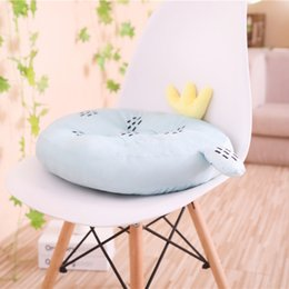 heart shaped glasses diamonds UK - Fruits Plants Pillow Diamond Octagon Round Shaped Seat Cushion Plush Pillows Sofa Chair Decor 10 Kinds Kiwi Strawberry Catus