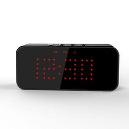 $enCountryForm.capitalKeyWord Australia - mini HD 4K IR Night vision WIFI alarm clock camera Wireless clock video recorder Max 128G