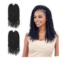 $enCountryForm.capitalKeyWord Australia - Hot selling fashion women short hair extensions 12 inch ombre color Crochet braid Faux Locs soft twist hair for Afro 24PCS Lot