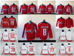 a57e1dba8a1 2018 2019 Stadium Series Hockey Jerseys Washington Capitals 8 Alex Ovechkin  77 TJ Oshie 70 Braden Holtby 43 Tom Wilson 77 Oshie