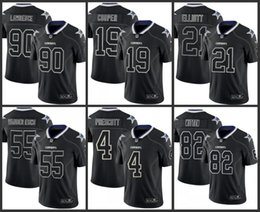 dallas black jersey UK - Dallas