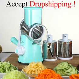 $enCountryForm.capitalKeyWord Australia - Multifunctional Manual Vegetable Spiral Slicer Chopper Mandoline Slicer Cheese Grater Clever Vegetable Cutter Kitchen Tools-K1