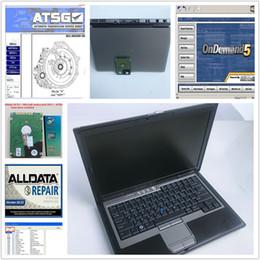 $enCountryForm.capitalKeyWord Australia - multi brands vehicle diagnosis tool D630 4GB used Laptop with Auto Repair Alldata Soft-ware V10.53+Mit 2015 + ATSG 3 in 1TB HDD DHL free