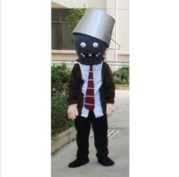 $enCountryForm.capitalKeyWord Australia - New Discount factory sale EVA Material Helmet zombie Mascot Costumes Crayon Cartoon Apparel Birthday party Masquerade