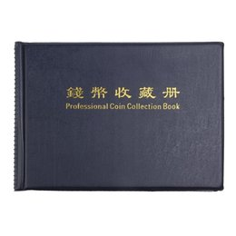 Coin Books Australia - 240-Coin Collectors Collecting Album Holders Coin Cases Collection Penny Book Pockets Storage Holder collector Craft Gift