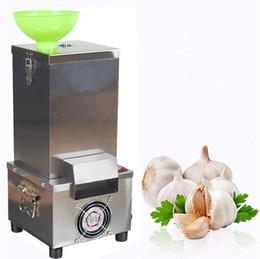 $enCountryForm.capitalKeyWord Australia - Electric automatic 25kg h Dry garlic peeling machine commercial garlic peeler garlic skin removing machine peeler