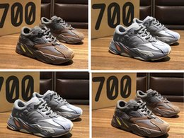 $enCountryForm.capitalKeyWord Australia - Infant 700 Wave Runner Mauve kids & Child Running shoes big boys & girls Toddler Youth trainers Kanye West Children sneakers