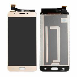 $enCountryForm.capitalKeyWord Australia - 5.5 LCD Display Screen For Samsung Galaxy J7 Prime G610 G610F G610M G610Y G610F DS Replacement Parts Black