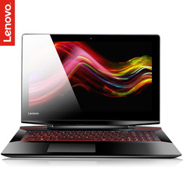 Intel I5 Laptops Australia - Lenovo IdeaPad Y700-15ISK slim 15.6 inch game laptop(intel i5-6300HQ 8G 1TB+128G SSD NVIDIA GTX960-4G)black