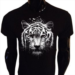 Air Pants Australia - Tigre T Shirt S-5XL Campagna Sea Air Uccelli Ghiaccio Acqua Natura WB7 Trump sweat sporter t-shirt fan pants t shirt