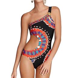 $enCountryForm.capitalKeyWord UK - Cut Out One Shoulder One Piece Swimsuit Monokini Women Swiming Suit Swimwear Bathing Suit Beach Wear