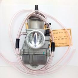 New Genuine Keihin PWK 38 Luft Sturm Vergaser YZ250 RM250 CR250 KX250 CR500 KX500 im Angebot