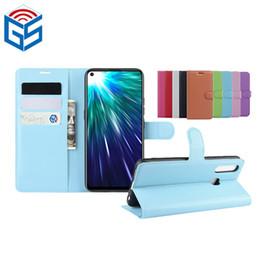 $enCountryForm.capitalKeyWord Australia - For Vivo Z1Pro Z1 Pro Z5X Premium Litchi Grain PU Leather Flip Wallet Cover Case with Card Holder
