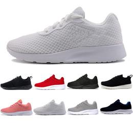 Discount style camp - New Style Tanjun Run Running Shoes men women black low Lightweight Breathable London Olympic Sports Designer Sneaker men