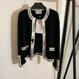 Slim girlS blouSe online shopping - fashion winter jackets for women girls knit silk wool sweater jacket striped letter cardigan stretch neck long sleeves blouse shirt tops