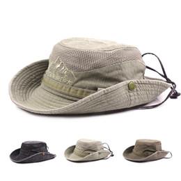 $enCountryForm.capitalKeyWord Australia - Sun Hat for Men Women Summer Outdoor Sun Protection Wide Brim Bucket Hat Breathable Packable Boonie Hat for Safari Fishing Hiking Beach Golf