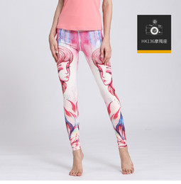 $enCountryForm.capitalKeyWord NZ - 2019 Zodiac Tatoo Quick Drying Yoga&Sporting Pants, Print Style, Unit Design, Free Shipping For Work Out And Outdoor Sporting