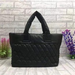 Winter cotton tote handbag online shopping - Pink Sugao luxury purses designer shoulder bag women handbags brand tote bags winter handbag new style shoulder bags high quality