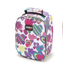 pack lunch boxes NZ - Thermal Portable Lunch Bag Insulated Cooler Bag Lunch Carry Tote Storage Case Box New Fashion Women Handbags Totes Packs