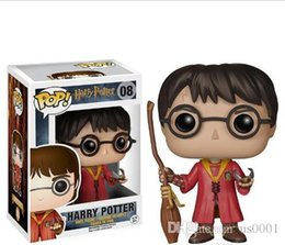 $enCountryForm.capitalKeyWord Australia - New Funko POP Movies Harry Potter Severus Snape Vinyl Action Figure with Original Box Good Quality dobby Doll ornaments toys