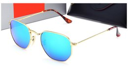 $enCountryForm.capitalKeyWord NZ - 3548 Retro Round Sunglasses Women Brand Designer Sun Glasses for Women Alloy Glass Lens Sunglasses Female Oculos De Sol WITH LOGO AND BOX 35