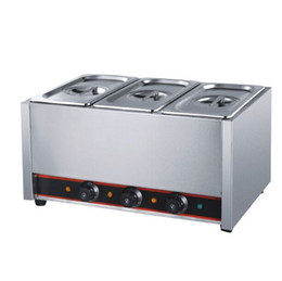 restaurant pots Australia - Three pots Hot Pot equipment Accurate temperature control Heating tube heating Restaurant dedicated