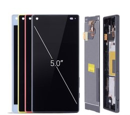 $enCountryForm.capitalKeyWord Australia - Original 4.6'' Display For SONY Xperia Z5 Compact LCD Display Z5 MINI E5823 E5803 Touch Screen Digitizer Replacement Parts