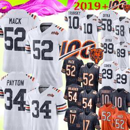 e10aa202279 Dallas cowboys jerseys en Ligne-52 Maillot Khalil Mack Chicago Bears 34  Walter Payton 10