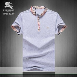 Discount boy polos - 2019Hip hop, Bermuda Poloshirt Solid Polo Shirt Men Luxurious Polo Shirts Short Sleeve Men's Basic Top Cotton Polos