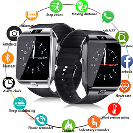 $enCountryForm.capitalKeyWord Australia - Bluetooth Smart Watch Smartwatch DZ09 Android TF SIM Camera Smart Clock Watches Relogios For iOS iPhone Samsung Huawei