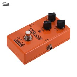 mini guitar amps UK - Electric Guitar Effects Pedal Mini Effect Overdrive Distortion Classic Fuzz AMP Booster Boogie Dist BBD Delay Guitar Accessories