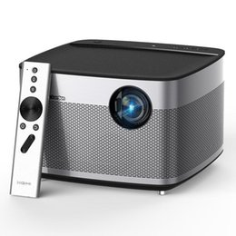home theater screens 2019 - XGIMI H1 4K Projector Home Theater No-Screen TV Super 4K 1080p Super 3D Supported Projector cheap home theater screens