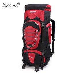 $enCountryForm.capitalKeyWord Australia - Mountaineering Bag Outdoor Large Capacity Sports Bag Backpack Functional Men Women Hiking Traveling With Rainproof Cover