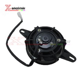 $enCountryForm.capitalKeyWord Australia - Oil Cooler Water Cooler New Electric Radiator Cooling Fan For 200 250 cc Chinese ATV Quad Go Kart Buggy Dirt Bike Motorcycle