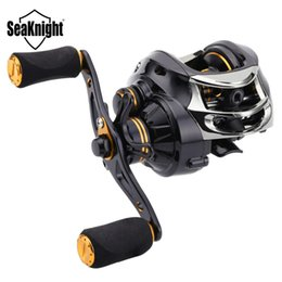 Bait Systems Australia - SeaKnight Bait Casting Fishing Reel LYCAN HG 7.0:1 12BB Magnetic Brake System 5KG Drag Baitcasting Fishing Wheel Fishing Tackle