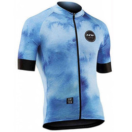 $enCountryForm.capitalKeyWord Australia - Factory direct sales NW team Cycling Short Sleeves jersey Summer Men's Bike Clothes Ropa Ciclismo Bicycle Clothing free delivery