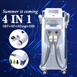 Laser Tattoo Removal Dark Skin NZ - elight skin lift machine nd yag laser tattoo removal dark skin opt shr machine portable permanent hair removal