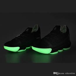 $enCountryForm.capitalKeyWord Australia - Mens lebron 16 SB basketball shoes new for Blacks Glow 4 Horsemen White Orange Purple youth kids lebrons sneakers tennis with box size 7 12