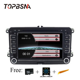 $enCountryForm.capitalKeyWord Australia - TOPBSNA 7 inch 2 Din Car radio Wince 6.0 For VW Golf 5 6 Passat b7 cc b6 SEAT leon Tiguan Skoda Octavia GPS navigation Stereo CD