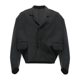$enCountryForm.capitalKeyWord UK - Men Jacket Short Section Loose Korean Style Mens Jackets And Coats Single Breasted Casual Mens Designer Jackets Men Clothes 2019