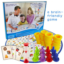 children brain games NZ - Brain power fighting for children board games observation reaction Parent-child interactive game Kid educational toys