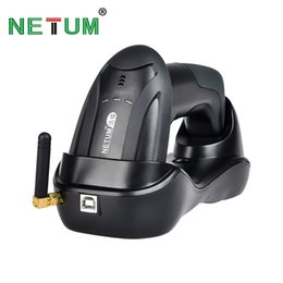 $enCountryForm.capitalKeyWord Australia - NETUM Handheld Wireless Barcode Scanner CCD Bar Code Reader With Charging Base For POS and Inventory-HW-H3