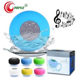 $enCountryForm.capitalKeyWord NZ - High Sound Quality Water Proof Bluetooth Speaker Mini Bathroom Wireless Shower Speaker Handsfree Portable Speakerphone MOQ:30PCS