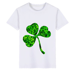 Wear baby online shopping - Boys and Girls T Shirt St Patrick s Day Children s Short Sleeve Fashion Cute Print T Shirt Top Baby girl Children s Wear Y